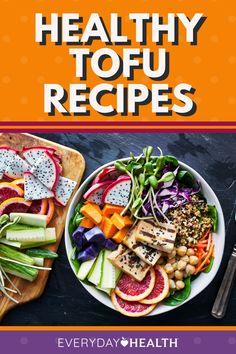 Learn the delicious meals you can make with a block of tofu.