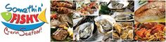 Somethin' Fishy -- buffet restaurants in the Philippines Buffet Restaurants, Best Buffet, Food Trip, Buffets, Manila, Philippines, Islands, Places, Top