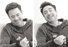 """All these years, my favorite thing to do in life was to be laughing until the tears well up.  Now I've found that humor is something as valuable as an Aqua-Lung is to divers."" - Robert Downey Jr."