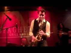 "Eric Marienthal Performs ""New York State of Mind"" Live at Spaghettinis - YouTube"