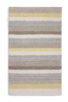 Buy Ochre Stripe Bath Mat from the Next UK online shop
