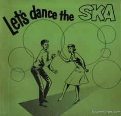 """Let's Dance the Ska""   Lord Gayle and the Seasiders   Federal Records (Kingston, Jamaica) (1964)"