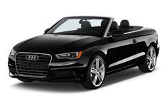 Audi A3 Cabriolet 2015 Black