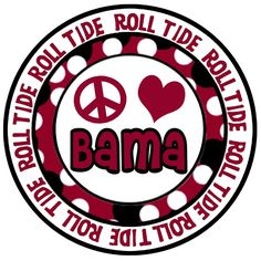 Alabama - Roll Tide!!!   https://www.facebook.com/pages/Suzette-Michelle-Boutique/196813450349425
