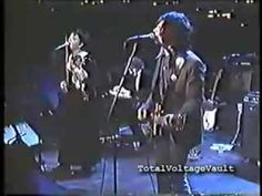 """Ryan Adams live with his band Whiskeytown. """"16 Days""""...worth a listen. great harmonies."""