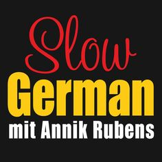 Listen to Slow German episodes free, on demand. In this podcast, German podcaster Annik Rubens talks slowly about topics of everyday German life, from beergardens to recycling. More information and Premium Podcast with learning materials on Slow German at www.slowgerman.com. You can read the complete transcript of each episode on this internet-site or in the ID3-Tags. The easiest way to listen to podcasts on your iPhone, iPad, Android, PC, smart speaker – and even in your car. For free…
