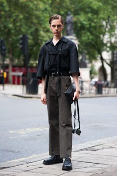 Street Style Archive | Women's & Men's Street Style at Coggles