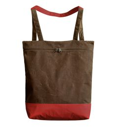 Dargelos - Trans Porter combination tote bag and backpack. $135