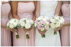 pink roses wedding ideas - Buscar con Google