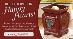 Don't miss your last chance to support the American Heart Association with Heartfelt