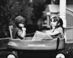 The Princess & Batman. Jason Watts Photography. Love this photographer's style. #jasonwattsphotography
