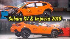 Полный краш тест автомобиля 2018 Subaru XV & Impreza с пассажирами для оценки рейтинга безопасности водителя и пассажиров по европейским стандартам Euro NCAP. https://autoinfom.ru/krash-test-subaru-xv-impreza-2018/