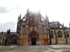 Mosteiro da Batalha, Leiria, Portugal