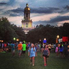 Welcome Week is underway! #SicEm #Baylor #WW13 (via bayloruniversity on Instagram)