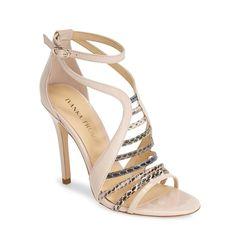 Rank & Style - Ivanka Trump Hayze Ankle Strap Sandal #rankandstyle