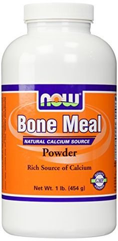 NOW Foods, Bone Meal Powder, 1 lb. (454 g) *** Be sure to check out this awesome product.