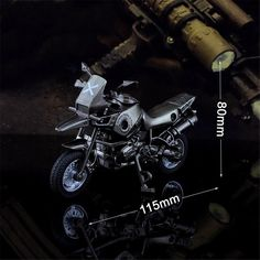 4.5Inches Cool Black Motor Diecast Model Toy Metal Motorcycle Motorbike Sale - Banggood.com Model Building, Building Toys, Lone Survivor, Gaming Merch, Cs Go, Diecast Models, Costume Accessories, St Kitts And Nevis, Motorbikes