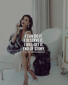 Image shared by LIVE A L O H A. Find images and videos about goals, motivation and lady on We Heart It - the app to get lost in what you love. Motivacional Quotes, Babe Quotes, Badass Quotes, Attitude Quotes, Girl Quotes, Woman Quotes, Qoutes, Boss Babe, Girl Boss