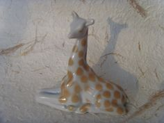 Hey, I found this really awesome Etsy listing at https://www.etsy.com/listing/212022742/soviet-vintage-porcelain-giraffe