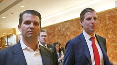 Trump family says it's 'not involved' in conservation fundraiser