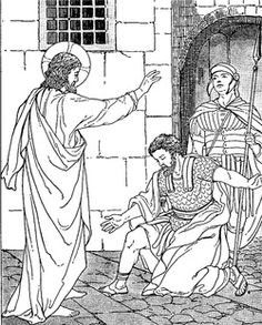 Life of our Savior- dozens of free coloring pages featuring the Life of our Savior along with copy work and other worksheets. Great Lenten study!