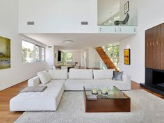 Contemporary light-filled Hollywood Hills residence