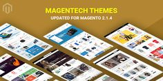 [HOT UPDATE] Trending and Most Favorites Magento Themes Have Been Upgraded to Magento 2.1.4. Let's check them out! #magento2 #magento214 #bestmagentotheme #besttheme