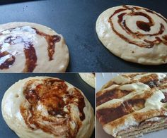 Keto Cinnamon Roll Pancakes Use Tablespoon for recipe not teaspoons