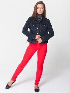 fav jacket - american apparel