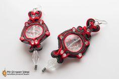 Soutache Earrings 012 - Soutache.MyScrappyIdeas.com