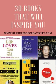 Books you must read in 2018 / Books you should read, if you want to self improve and you're a big fan of personal growth / Elon Musk, Gary Vaynerchuk, Tim Ferris and many others! Books You Should Read, Books To Read, My Books, Reading Lists, Book Lists, Personal Development Books, Book Recommendations, Book Suggestions, Inspirational Books