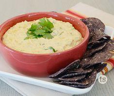 Quick Queso Dip https://www.tastefullysimple.com/recipes/quick-queso-dip-396396