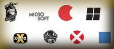É claro que é uma brincadeira imaginar como seriam o futuro dos logos de empresas famosas baseado em sua evolução.