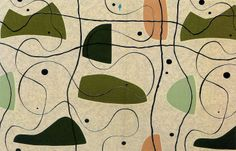 Some great textile patterns from designers including Robert Stewart, Lucienne Day, Marian Mahler, Eszter Haraszty and a few others. Motifs Textiles, Textile Prints, Textile Patterns, Textile Design, Textile Art, Fabric Design, Print Patterns, Pattern Ideas, Lucienne Day