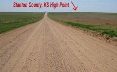 Stanton County, KS High Point