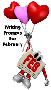 This page contains a huge list of fun creative writing prompts, activities, and projects for Valentine's Day and February.