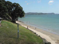red beach, whangaparaoa, n.z.
