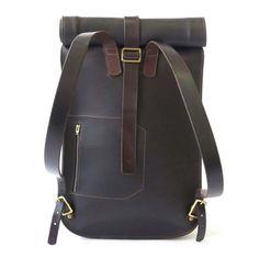 Leather BackPacks   Kika NY