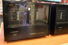 Pioneer Exclusive Z1 System  Pioneer C-Z1 preamplifier  Pioneer M-Z1 monoblock power amps