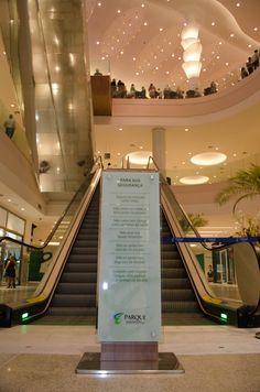 Wayfinding - Totem sign  - Parque Shopping Maceió - Maceió (AL) - Brazil # Brazilian design