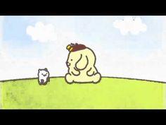 Pom Pom Purin - YouTube   Kawaii desu