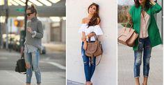 Da un toque grunge a tu look sin perder el estilo con estas fabulosas ideas de street style