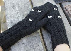 Kaksinkasin: Ei pöllömmät lapaset Fingerless Gloves, Arm Warmers, Fingerless Mitts, Fingerless Mittens