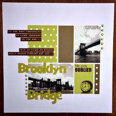 Brooklyn Bridge - Scrapbook.com