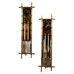 Check out this item at One Kings Lane! Cate Wall Sconce, Gold