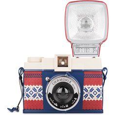 Lomography Diana F+ Medium Format Camera (Chamonix)