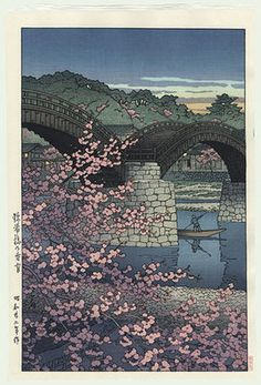 【近世の浮世絵師・新版画家】川瀬巴水の作品 - NAVER まとめ