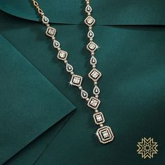 Manubhai Jewellers offers a wide selection of gold & diamond earrings, necklaces, rings, & bangles. Diamond Necklace Set, Diamond Jewelry, Diamond Pendant, Pendant Set, Gold Pendant, Pendant Jewelry, Silver Jewelry, Gold Necklace, Chanel Jewelry