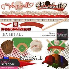 Baseball Elements Kit