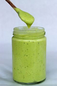 You'll Want to Pour This Avocado Dressing Over Every Salad You Eat — and You Should!